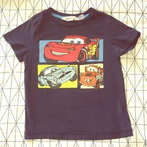 H&M Shirts & Tops - $3 SALE Lightning McQueen- Disney cars t very soft